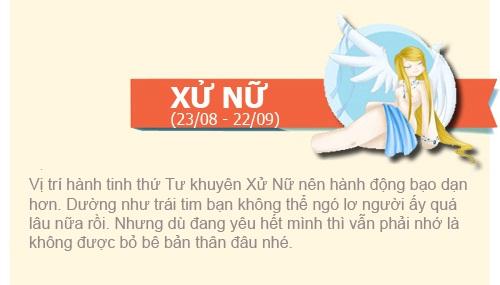 boi tinh yeu ngay 12/03 - 8