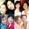 Làng sao - Trẻ đẹp như mẹ của những mỹ nhân Cbiz