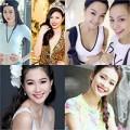 Làm đẹp - Nhiều sao Việt giống nhau không tin nổi