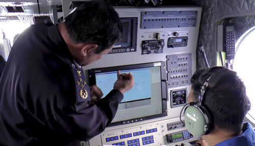 malaysia dang che giau thong tin may bay mh370? - 1