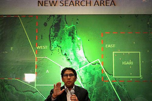 malaysia dang che giau thong tin may bay mh370? - 2