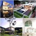 Nhà đẹp - Những căn nhà kính đẹp nhất thế giới