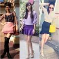 """Thời trang - Sao Việt rộ """"cơn sốt"""" váy loe"""