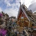 Nhà đẹp - Khám phá ngôi nhà quái dị nhất Đà Lạt