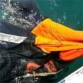 Tin tức - Ngư dân Malaysia phát hiện bè cứu sinh gần bờ biển