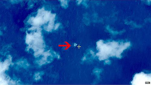 ve tinh tq phat hien 3 vat the nghi cua mh370 - 1