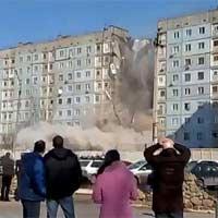 Những vụ nổ khí gas kinh hoàng trên thế giới