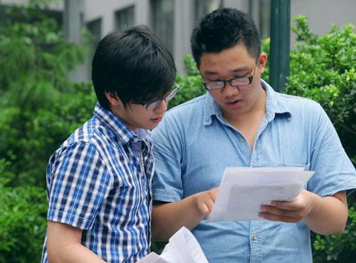 2014: thi sinh duoc thi dai hoc 2 lan/nam - 1