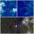 Tin tức - Vệ tinh TQ phát hiện 3 vật thể nghi của MH370