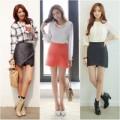 Thời trang - 3 kiểu chân váy công sở đáng mua nhất hè 2014