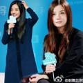 Làng sao - Triệu Vy không làm sinh nhật vì vụ máy bay MH370