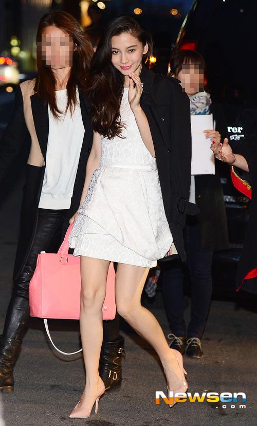kim soo hyun lo ve met moi ben angela baby - 1
