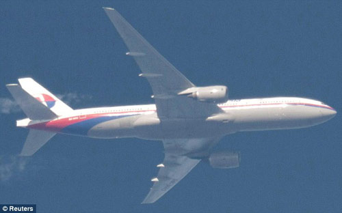my chuyen huong tim mh370 sang an do duong - 1