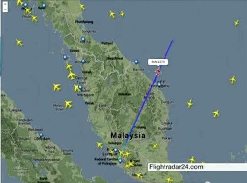 nhin lai nhung bi an trong vu mh370 mat tich - 1