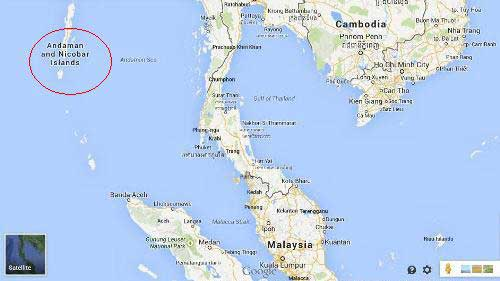 mh370 co the da ha canh an toan o an do duong? - 1