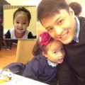 Làm mẹ - Sửng sốt vẻ đáng yêu con DV Hồng Đăng