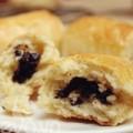 Bếp Eva - Bánh xốp nướng cuộn sô cô la ngọt ngào