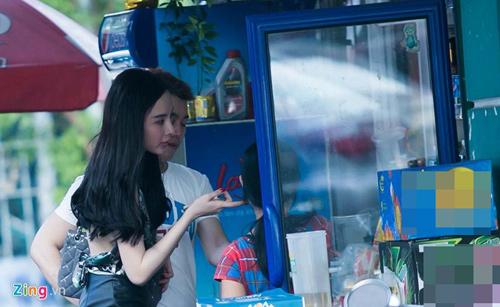 angela phuong trinh duoc ban dua di tap nhay - 1