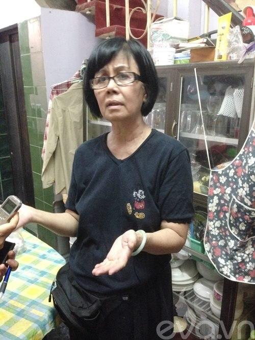 """chanh tin: """"khong con cach nao de giu nha"""" - 1"""