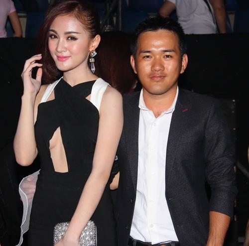 "angela phuong trinh: ""se tham gia bnhv 2015"" - 12"