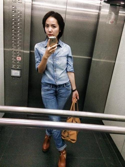 top street style dep nhat tuan cua my nhan viet - 10