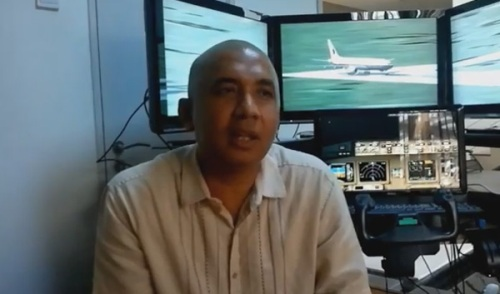 ban be tim cach minh oan cho co truong mh370 - 1