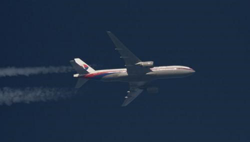mh370 co the da ha canh xuong mat dat - 1