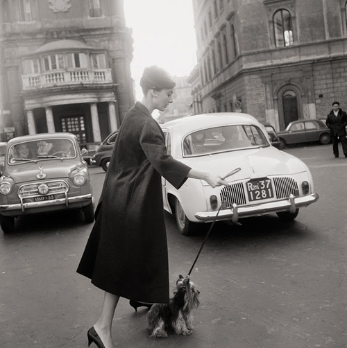 loat anh street style quy gia cua audrey hepburn - 3