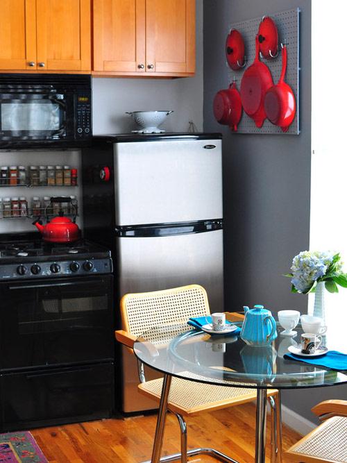 9 lưu ý nhà bếp để ấm no quanh năm - 8