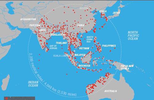 mh370 bay thap de tranh radar phat hien - 1