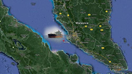 vu mh370: nhieu manh vo troi noi o bien malacca - 1