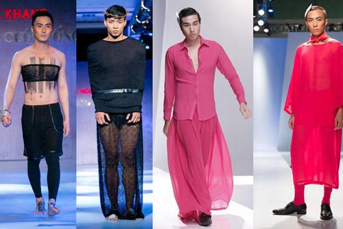 Thời trang nam ngày càng cá tính - 9