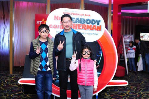 con mua qua tang tu mr. peabody & sherman - 2