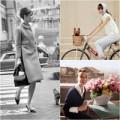 Thời trang - Loạt ảnh street style quý giá của Audrey Hepburn