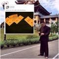 Làng sao - Cao Thái Sơn quy y cửa Phật?