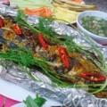 Bếp Eva - Cá chuối nướng giấy bạc thơm lừng