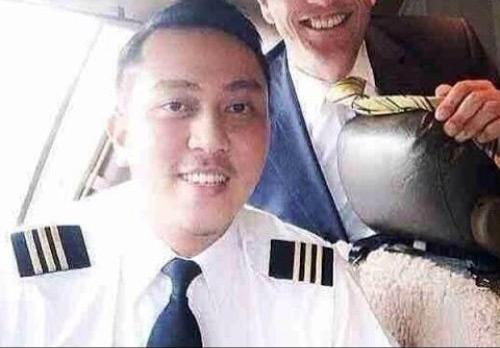 phi cong mh370 bay that xa ra bien de tu sat? - 1