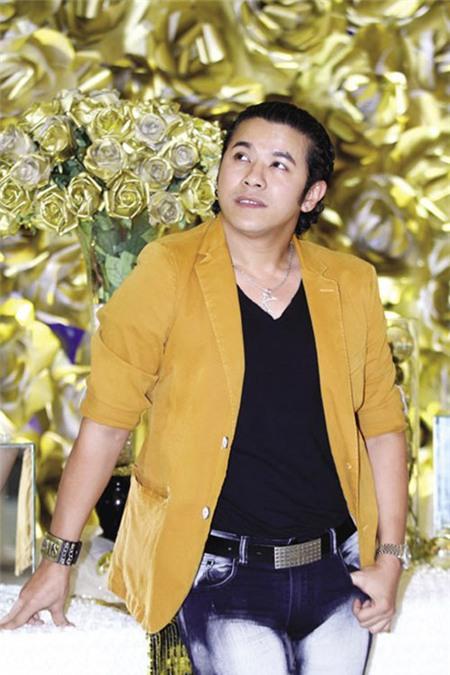 """kasim hoang vu phu nhan chuyen """"ban gai 8 nam"""" - 2"""