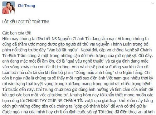 """""""chanh tin la bieu tuong cua the he chung toi"""" - 2"""