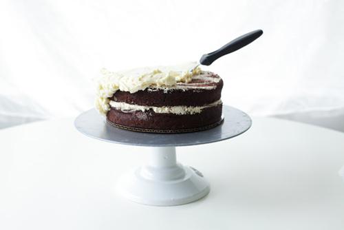 Bánh sinh nhật hình gấu dễ thương - 2