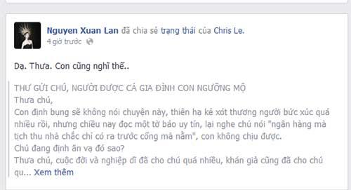 """chanh tin dang thuong hay dang """"an may di vang""""? - 4"""