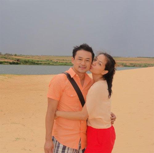 ngoc thuy dam duoi hon chong luat su - 1