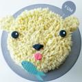 Bánh sinh nhật hình gấu dễ thương