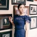 Làng sao - Lý Nhã Kỳ đẹp yêu kiều ở Indonesia