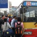 Mua sắm - Giá cả - Đề xuất tăng giá vé xe buýt lên 200 nghìn đồng/tháng