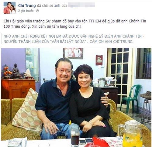 giang vien su pham tang chanh tin 100 trieu dong - 1