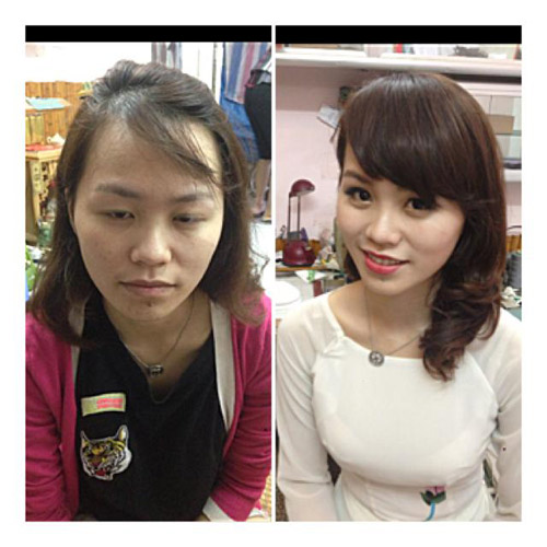 co dau viet va suc manh cua make-up - 2