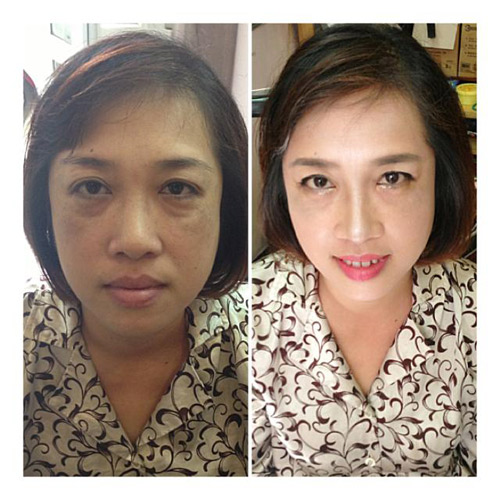 co dau viet va suc manh cua make-up - 5