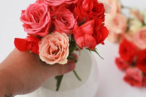 3 buoc de co binh hoa ombre xinh yeu - 2