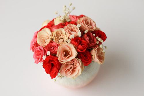 3 buoc de co binh hoa ombre xinh yeu - 5